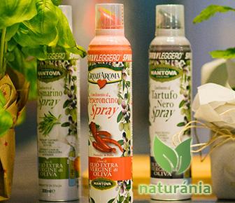 Mantova fűszerolaj spray